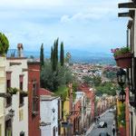 San Miguel de Allende, Mexico - 留学先の町