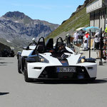 Sportliche Wagen ...