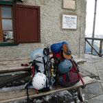Unsere alpine Ausrüstung ...