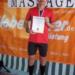Alexander hat den 8. Platz in der AK 50 Männer belegt ...
