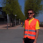 Heute - ein Job in der Sonne ...