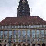 """Das Rathaus - Start und Ziel des """"City-Laufes"""" ..."""