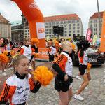 Stimmungsmacher - die Cheerleader ...