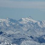 Berge und nochmals Berge ...