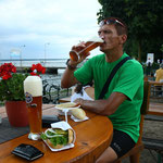 Triathlon Ausklang