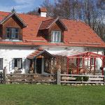 Haus der Familie Lettl-Gansch in Harbach