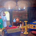Kinderbuch Illustration, Buchillustratorin