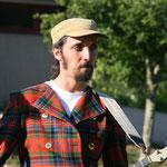 Sylvain Baumard, musicien