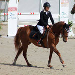 Reality Pearl en Poney Elite Minime Excellence_Generali Open de Fr 2016