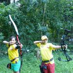 Junior Staff shooters - 3-D + Compound Magazine