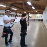 Technik training mit Chul Zehnder - ohne Fleiss kein Preis