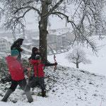 Degersheim 23.03.2014 Schnee