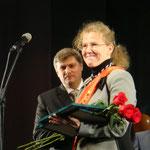 Учитель года 2013 - Алена Викторовна Серегина, учитель основ православной культуры.