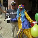 tamada- Klown- Promo