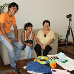 Con Yael Rojas y Luis Herencia!