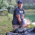 18,6 Kg Schuppi gefangen in Seebach 2015  von Schöringhumer Heli