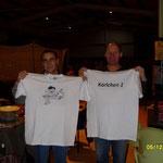 """Guckst Du weiter : T-Shirt für die """"Karlchen 1 & 2"""""""