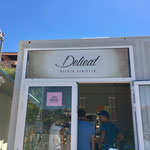 Ice Cream Shop in Porto Cervo, Sardinia