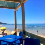 Beach Bar Chiosco Della Madonina in Lu Bagnu, Sardinia