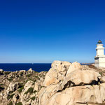 Capo Testa Lighthouse, Sardinia