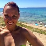 Lu Bagnu Beach, Sardinia