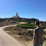 Capo Testa Lighthouse, Sardinia