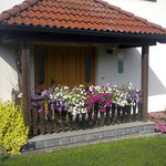 **** Ferienwohnung Haus Murachtal: Hauseingang
