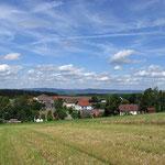 Oberlangau in der Oberpfalz, Bayern