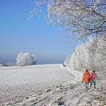 Winterwunderland Oberlangau