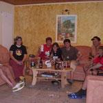 WM-Fieber mit Gästen des Haus Murachtal^