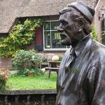 Schauspieler Albert Mol 1917-2004 - Bildhauer Wim Kuijl