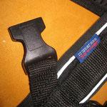 Zero DC Safety - neueres Modell - Schnalle; Foto: Fuchs
