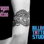 ドラゴンのタトゥー