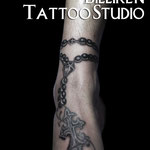 ロザリオのタトゥー