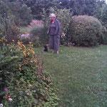 Im Garten ist es schön! (Foto: Fam. Junqueira)