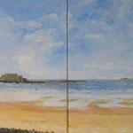 St Malo (Quadriptique)  81x240