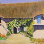 Maison bretonne - 50 x40