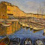 Port de St Trop. -  61x50
