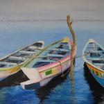 barques au Sénégal