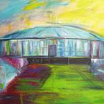 Arena Schalke, verkauft  (als Klappkarte erhältlich)