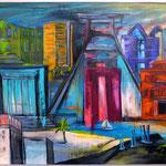 pottpourie 135 x 165 cm verkauft/sold