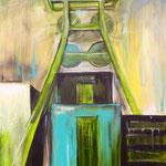 Zollverein lime/Essen 100 x 80 cm verkauft/sold