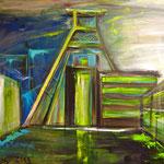 Licht auf Zollverein, verkauft