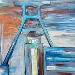 Zeche Zollverein 2020/C 100 x 140 cm