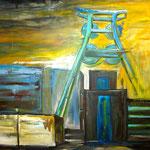 Zollverein Schacht 12     150 x 200 cm verkauft/sold