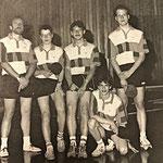 3. Mannschaft | G. Heib, F. Wagner, Chr. Knoch, M. Bender, St. Knoch