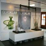 """Ausstellung """"Glasklar"""""""