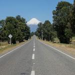 Vulkan Osorno im chilenischen Seengebiet