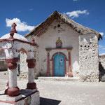 Missionskirche Parinacota