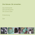 Elisabeth Hölldorfer und Petra Maria Brutscher - Flyer Praxiskooperation Memmingen